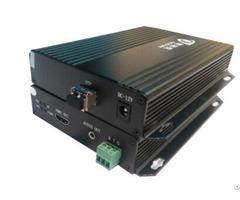 Hdmi Video Optical Converter Uncompressed To Fiber Lc