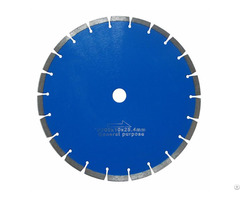 Sintered Segmented Diamond Blade For General Purpose