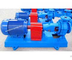 Ir Single Stage Hot Water Circulating Pump