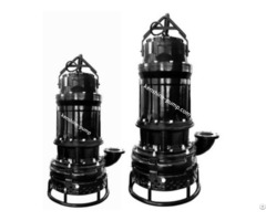 Zjq Submersible Slag Slurry Pump