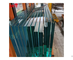 Pvb Sgp Safety Laminated Glass Factory China