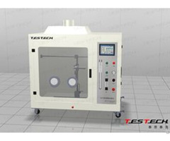 Horizontal Vertical Flame Chamber With Touch Screen Ul 94
