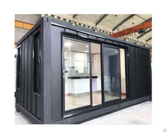 Prefabricated Steel Structure Shipping Container House