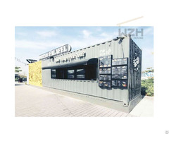 China Supplier Modular Container Restaurant
