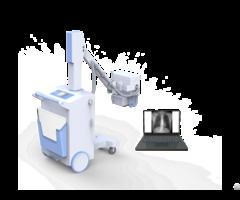 Digital Mobile X Ray Machine Plx5100