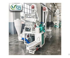 Automatic 15t D Rice Mill Plant For Sale