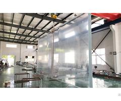 Custom Large 80 Mm Plexiglass Panel 100mm Thick Acrylic Sheet