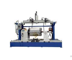 Aluminum Fuel Tank Welding Machine