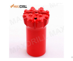 Maxdrill 70mm T45 Thread Button Bit With Long History In China