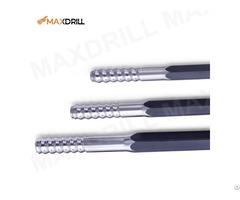 Maxdrill Steel Gt60 Thread Extension Rod