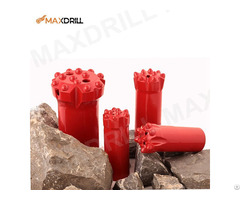 Maxdrill Drifting And Tunneling Drill Bit Wholesale Thread Rock 10 Buttons 64mm
