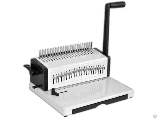 Comb Binding Machines And Supplies