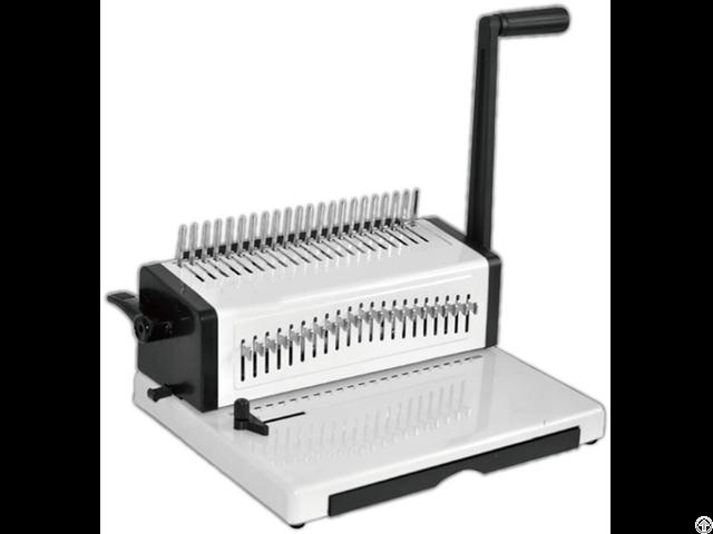 Comb Binding Machines F S20 Ofunss Brand