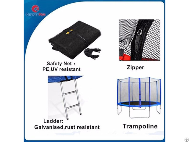Createfun New Products Trampoline Spare Parts