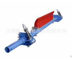 Ce Iso Sgs Heavy Pu Belt Cleaner For Conveyor