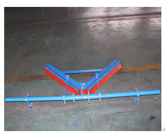 V Plough Belt Cleaner For Cement Plant Conveyor