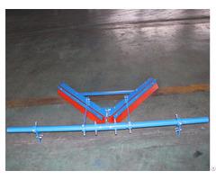 V Plough Belt Cleaner For Cement Plant Conveyor
