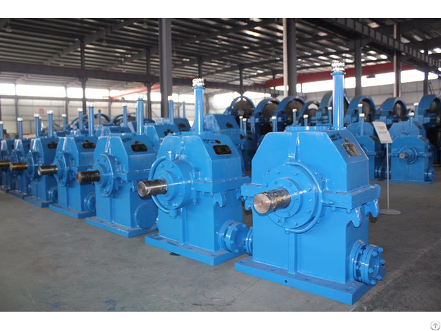 Adjustable Speed Hydraulic Coupling Device Soft Start Up For Belt Conveyor