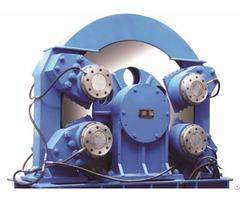 Anti Lock Brake System For Belt Conveyor Kpz 1200