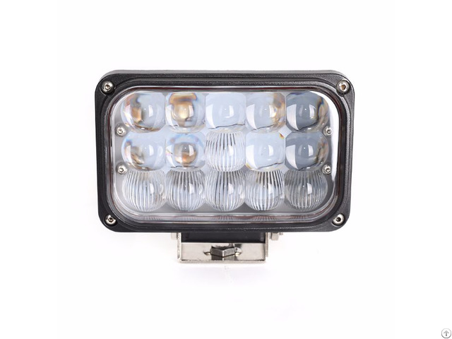 Nokpro 6 X 4 Led Work Light For Offroad Truck Suv Driving Lamp N352r 45