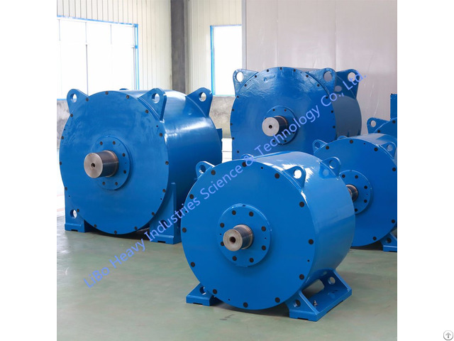 Permanent Magnet Frequency Motor