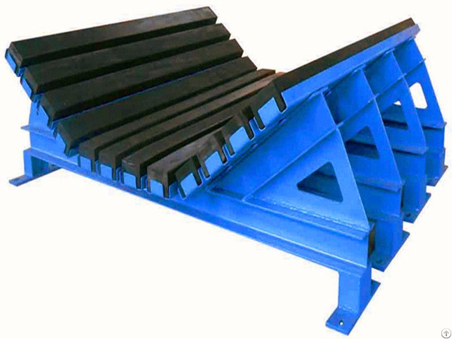 High Quality Impact Bed For Belt Conveyor Ghcc 140