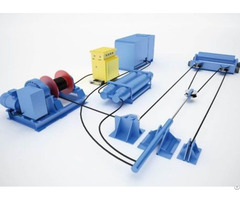 New Typed Conveyor Hydraulic Tension Device With Ce Iso Sgs