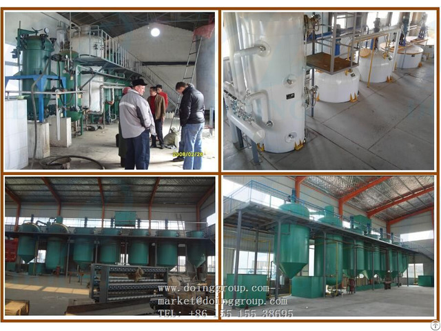 How To Maintenance Palm Oil Processing Machine In Winter