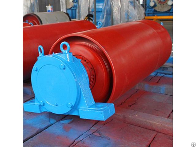 Middle And Heavy Pulleys For Belt Conveyor