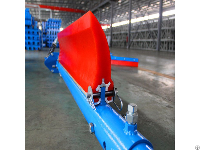 Primary Polyurethane Belt Cleaner For Conveyor
