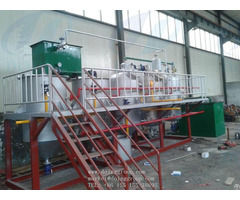 Cooking Oil Refinery Machines