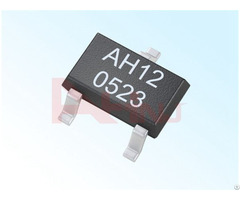 Latch Type Hall Sensor Ah3012