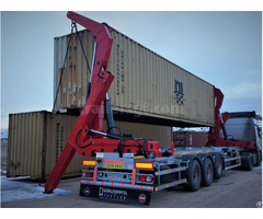Side Lifter Semi Trailers
