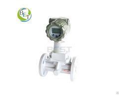 Jc040 Vortex Natural Gas Flow Meter