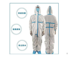 Disposable Protective Clothing Ppe Suit