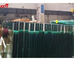Tempered Laminated 17 52mm Glass Railing Blustrade