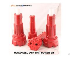 Maxdrill Ql50 152mm Button Bit