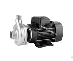 Semi Open Impeller Stainless Steel Pump