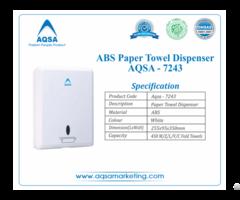 Abs Paper Towel Dispensers Aqsa 7243