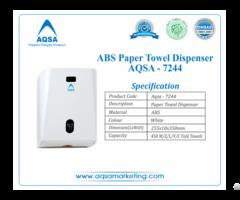 Abs Paper Towel Dispensers Aqsa 7244