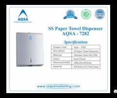 Ss Paper Towel Dispensers Aqsa 7282
