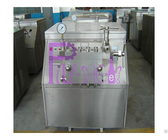 3000l H 2 Stage Homogeniser For Juice And Dairy Products