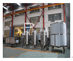 Large Ultra Filtration System For Mineral Water Treatment