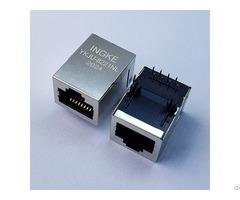 Wurth Elektronik 74990100011a 1 Port 100 Base T Through Hole Rj45 Network Connector