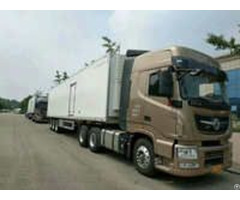14m Long Refrigerated Truck