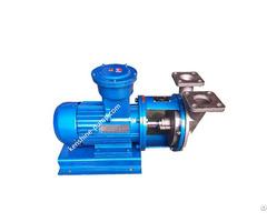 High Vacuum Self Priming Chemical Pump