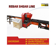 China Factory Best Price Rebar Cutting Machine