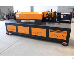Luyuan Rebar Straightening And Cutting Machine