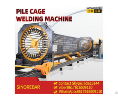 Automatic Pile Cage Welding Machine 3000