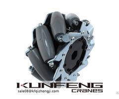 Tire Handling Robot Mecanum Wheel